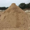 mound of beach sand